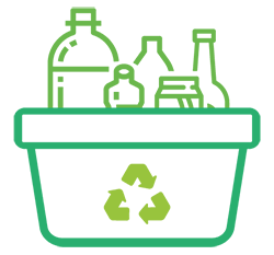 collect eligible containers